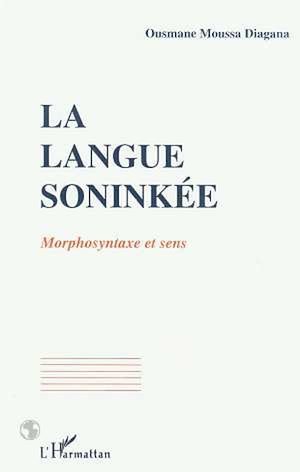 Téléchargez le livre :  La langue soninké