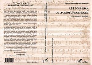 Téléchargez le livre :  Les Don Juan ou La Liaison dangereuse