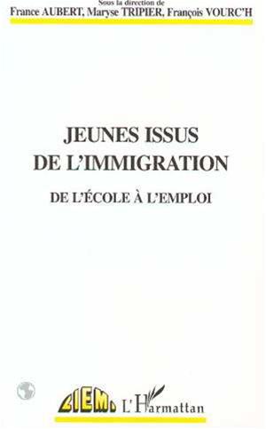 Téléchargez le livre :  Jeunes issus de l'immigration