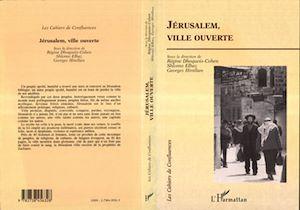 Téléchargez le livre :  Jérusalem, ville ouverte