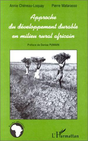 Téléchargez le livre :  Approche du Développement Durable en Milieu Rural Africain
