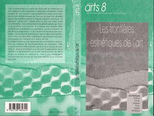 Téléchargez le livre :  LES FRONTIÈRES ESTHETIQUES DE L'ART