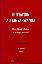 Télécharger cet ebook : INITIATION AU KINYARWANDA