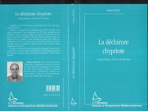 Téléchargez le livre :  LA DÉCHIRURE CHYPRIOTE