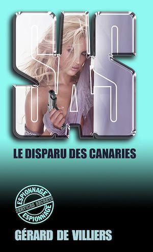 Téléchargez le livre :  SAS 106 Le disparu des Canaries
