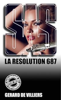 Télécharger le livre : SAS 121 La résolution 687