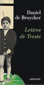 Télécharger le livre :  Lettres de Treste