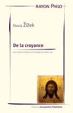 Télécharger le livre :  De la croyance