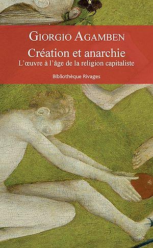 Téléchargez le livre :  Création et anarchie