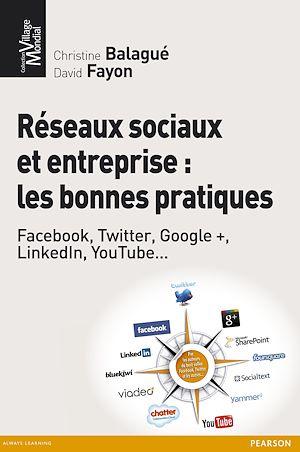 Téléchargez le livre :  Réseaux sociaux et entreprise : les bonnes pratiques