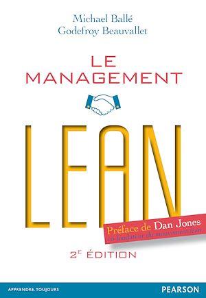 Téléchargez le livre :  Le management lean