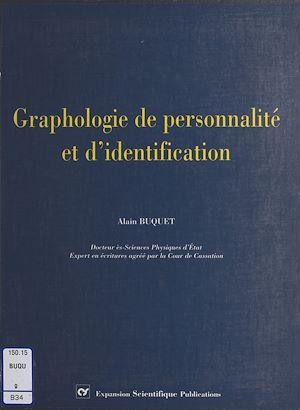 Téléchargez le livre :  Graphologie de personnalité et d'identification