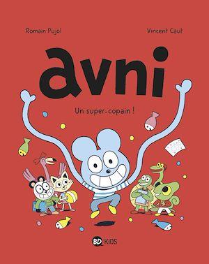 Téléchargez le livre :  Avni, Tome 02
