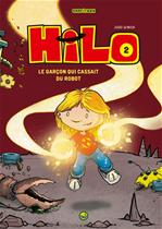Télécharger le livre :  Hilo, T2