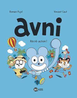 Téléchargez le livre :  Avni, Tome 03