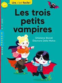 Télécharger le livre : Les trois petits vampires