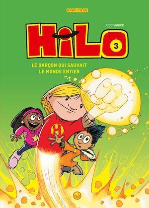 Téléchargez le livre :  Hilo, Tome 03