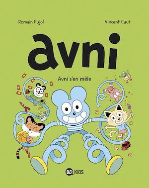 Téléchargez le livre :  Avni, Tome 04