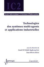 Télécharger le livre :  Technologies des systèmes multi-agents et applications industrielles