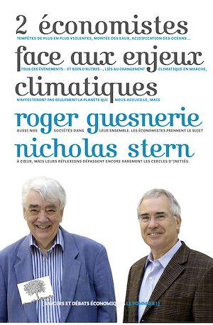 Téléchargez le livre :  2 économistes face aux enjeux climatiques