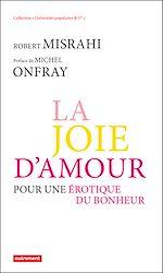 Télécharger le livre :  La Joie d'amour