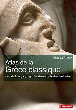 Téléchargez le livre :  Atlas de la Grèce classique