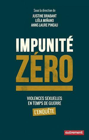 Téléchargez le livre :  Impunité zéro