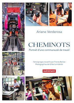 Téléchargez le livre :  Cheminots. Portrait d'une communauté au travail