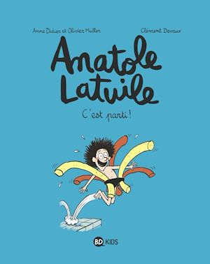 Téléchargez le livre :  Anatole Latuile, Tome 01