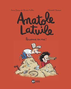 Téléchargez le livre :  Anatole Latuile, Tome 03