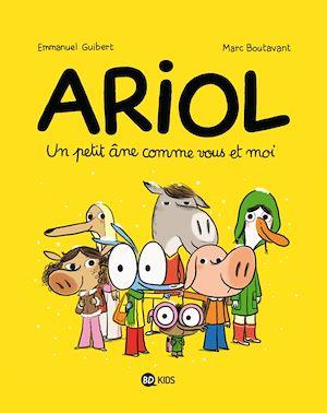 Téléchargez le livre :  Ariol, Tome 01