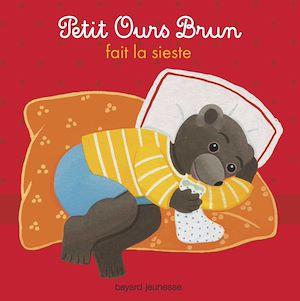 Téléchargez le livre :  Petit Ours Brun fait la sieste