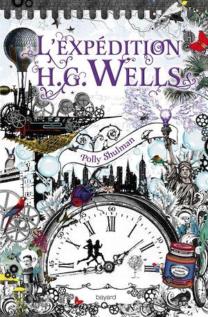 Téléchargez le livre :  L'expédition H.G. Wells