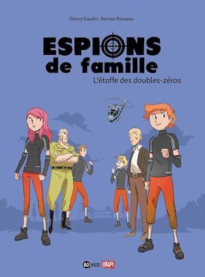 Téléchargez le livre :  Espions de famille, Tome 04