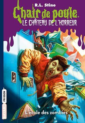Téléchargez le livre :  Le château de l'horreur, Tome 04