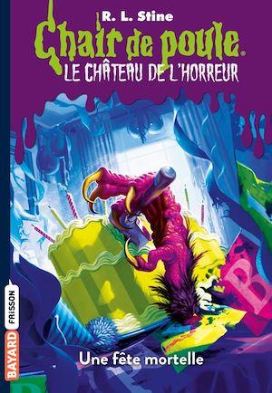 Téléchargez le livre :  Le château de l'horreur, Tome 06