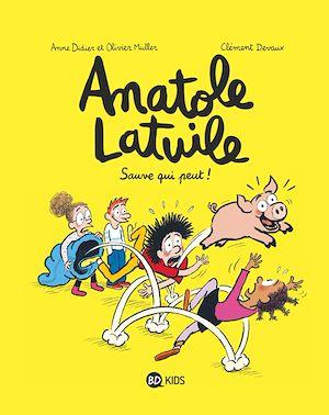 Téléchargez le livre :  Anatole Latuile, Tome 10