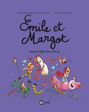 Téléchargez le livre :  Émile et Margot, Tome 07
