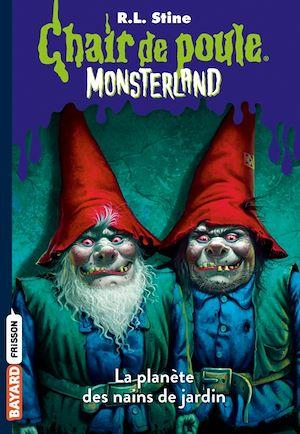 Téléchargez le livre :  Monsterland, Tome 01