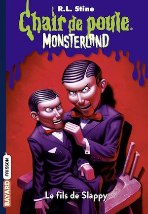 Téléchargez le livre :  Monsterland, Tome 02