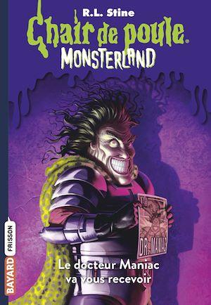 Téléchargez le livre :  Monsterland, Tome 05