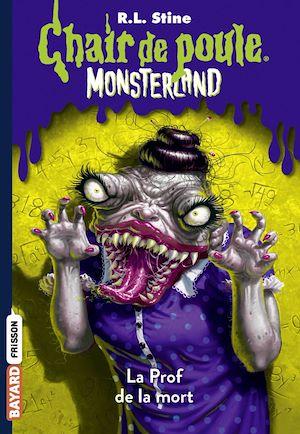 Téléchargez le livre :  Monsterland, Tome 06
