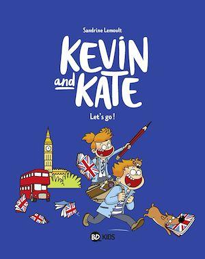Téléchargez le livre :  Kevin and Kate, Tome 01