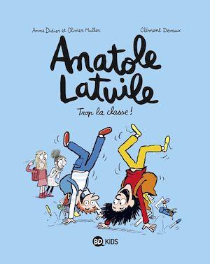 Téléchargez le livre :  Anatole Latuile, Tome 11