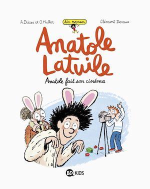 Téléchargez le livre :  Anatole Latuile roman, Tome 02
