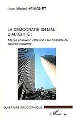 Télécharger le livre :  La démocratie en mal d'altérité