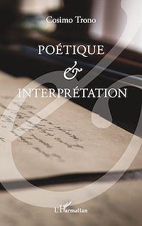Télécharger le livre : Poétique et interprétation