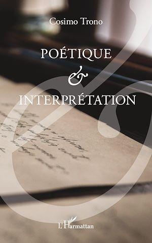 Téléchargez le livre :  Poétique et interprétation
