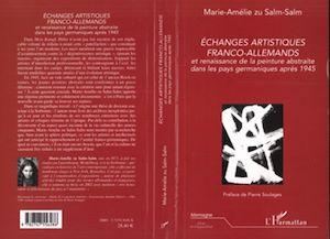 Téléchargez le livre :  ECHANGES ARTISTIQUES FRANCO-ALLEMANDS