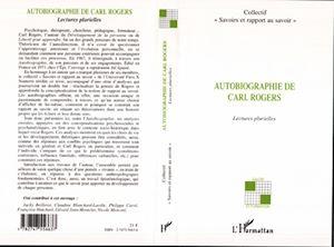 Téléchargez le livre :  Autobiographie de Carl Rogers